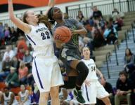 Tuesday's high school girls basketball quarterfinals