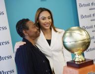 Benton Harbor's Kysre Gondrezick outdoes mom, sis as Miss Basketball