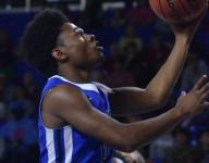 Fayette Ware pulls away from Marshall County