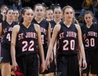 St. Johns girls memorable season ends in state semifinals