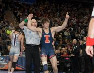 Rodrigues caps a stellar wrestling career defined by toughness
