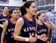 Kennedy's Lakin Susee ends career in grand fashion