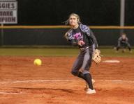 Tate, West Florida softball raise money for cancer