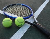 Monday's WNC tennis box scores