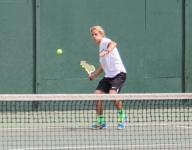 Austin Hardy ready at No. 1 singles for Desert Hills tennis