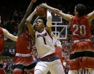 Romeo Langford sparks memories of other shooting stars