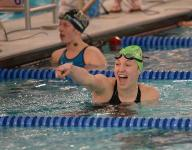 18 named to All-Area girls swimming teams