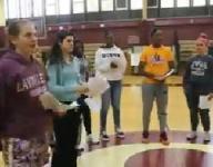 Ossining girls basketball players team up for short film