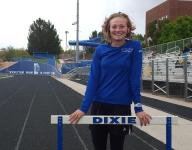 Dixie hurdler Elizabeth Durrant looking for more success