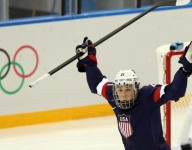 Girls Sports Month: Hilary Knight on how sports shaped her development