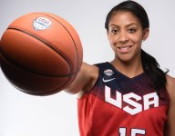 Girls Sports Month: Candace Parker on what drives her, dunking and being a mom