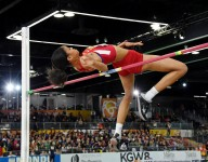 Gorman high jumper Vashti Cunningham turns pro, signs with Nike