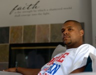 Former basketball phenom Schea Cotton finds peace and wants to tell his story