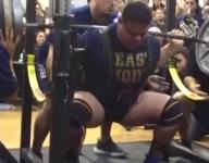 VIDEO: Texas teen Joseph Pena squats state-record 930 pounds