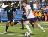 Wakeland (Frisco, Texas) soccer star Harris Partain never fails to come up big
