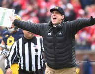 Jim Harbaugh ups ante on N.J. satellite camp thanks to brother's help