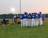 Heritage (Fla.) baseball one away after coach's challenge: Win 14 games, name my son