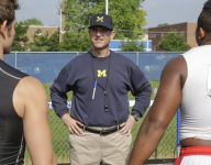 Look at the insane map of Michigan football's satellite camp tour