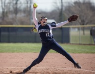Marysville tops Port Huron behind Ameel's 15 strikeouts
