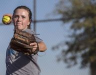 Arizona softball star Lainey Stephenson reaches 1,000-strikeout plateau in just three seasons