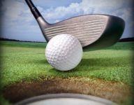 Stuart Hall golfers place second