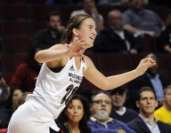 Sabrina Ionescu, nation's top uncommitted girls basketball player, down to Oregon, Washington