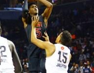 Future Kentucky guards De'Aaron Fox, Malik Monk share MVP at Jordan Brand Classic
