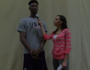 VIDEO: Harry Giles III updates his rehab, discusses future at Duke