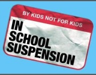 In-school suspension to get a new look next year