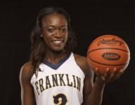 C-J All-State basketball   Franklin County's Malaka Frank