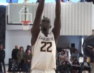 VIDEO: Matur Maker's defensive prowess was on full display at Under Armour Association in New York