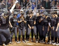 Top-seeded Texas softball coaches keep getting hosed by coin flips
