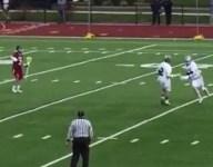 VIDEO: Penn. lax squad wins on perfect hidden ball trick play