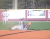 VIDEO: Georgia infielder's incredible play is shades of Derek Jeter