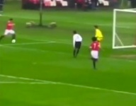 VIDEO: A Manchester United 16-year-old scored an incredible self-assisting golazo against Newcastle
