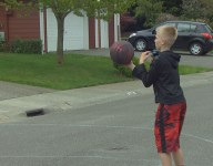 Washington 13-year-old sets sights on free throw shooting national title