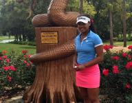 Kyra Cox, Sam O'Hara experience Augusta National