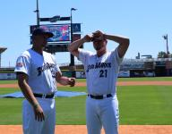 Blue Wahoos' Travieso has area link and promising future