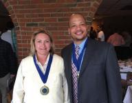 Athletes, coaches honored at Hancock/Nipper Awards