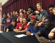 Navarre's Sandle signs with S. Alabama