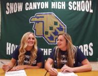 Region 9 girls basketball players sign with Snow College