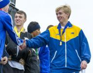 Carmel's Veatch 5th at California track meet