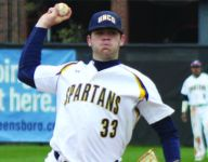 Frisbee pitches UNCG to 25th win