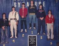 Silverberg represents golden age for Ramapo wrestling