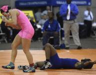 All-Midstate girls wrestling team