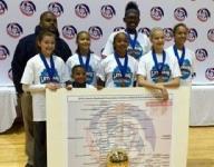Saint Michael Luthern School girls win national championship