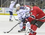 Ice Flyers rookie Adams helps lift team to Game 1 win