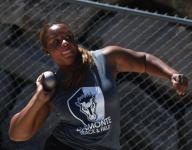 Throwing for distance: Damonte pair dominating