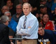 Michigan coach John Beilein out on the recruiting trail