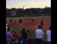 Video: Hudson's homer boosts Milton to 11-0 win